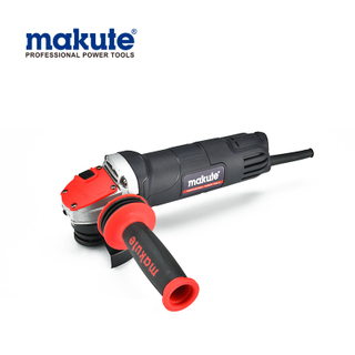 China Hot Sell 115mm 125mm 680w Electric Mini 801 Makute Power Tool Angle Grinder