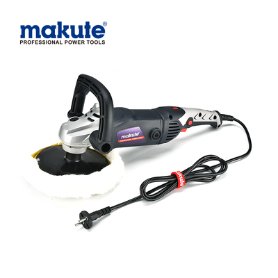 compact circular electric car polisher