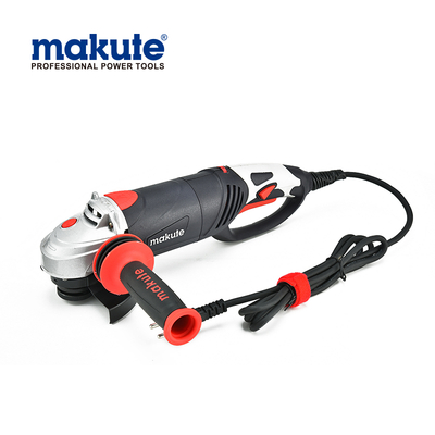 china professional power toos Makute AG010 100/115/125mm 1400w angle grinder