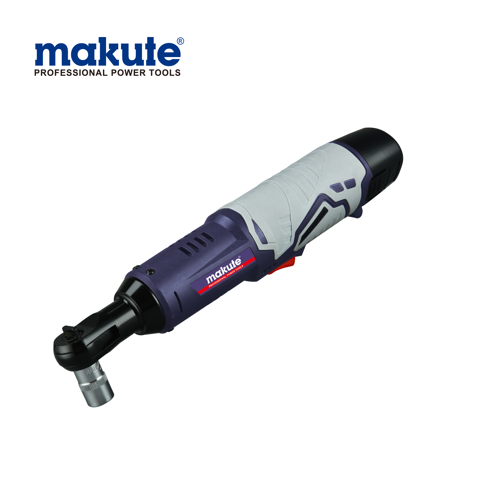 Makute Lithium automatic rechargeable Cordless Battery 12V Li-ion Mini Flexible Reversible cordless ratchet wrench electric ratchet