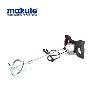 Makute Mixer handheld electric concrete thinset for mortar grout plaster