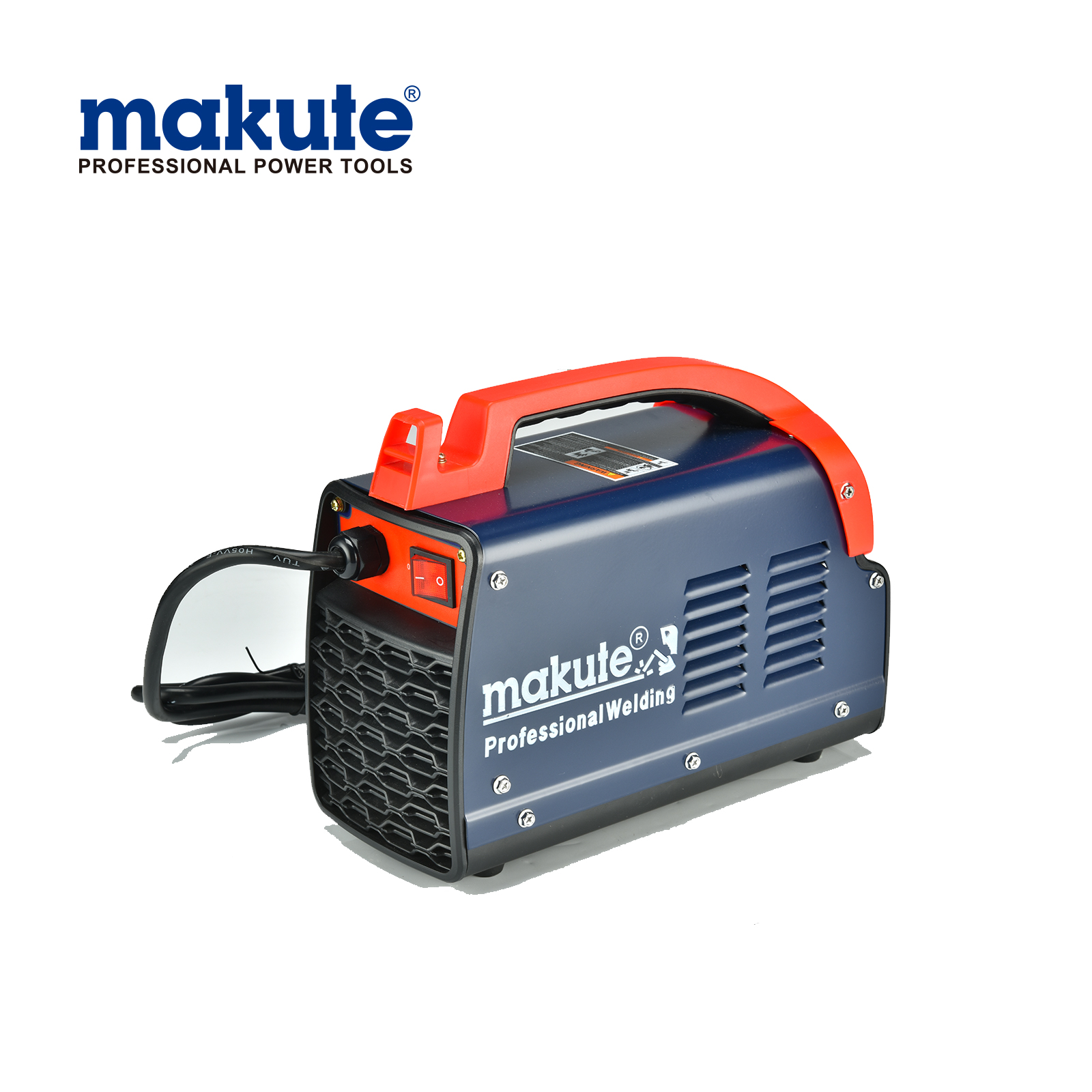 welding machine makute Easy To Operate Welding Machine MMA-200PVO IGBT full-bridge single board- big quick connector welder