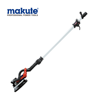 Makute high quality electric Giraffe drywall sander with LED