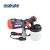 wholesale portable professional rechargeable 400w 2.5mm spray gun