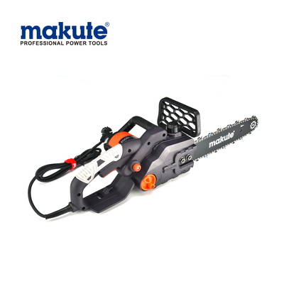 corded black portable Electric chain saw